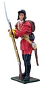 British Light Infantryman, 1759-1763