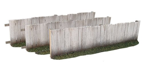 Valley Series - Plank Fence Straight Sections