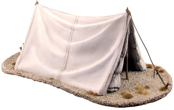 Welcome to Treefrog Treasures Military Miniatures  sc 1 st  Treefrog Treasures & British A-Frame Tent