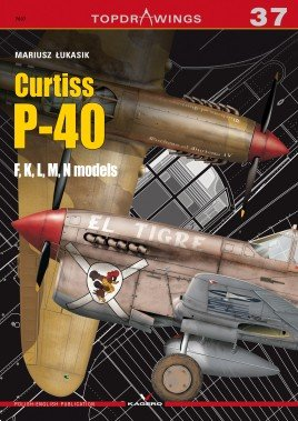 Curtiss P-40, F,K,L,M,N models