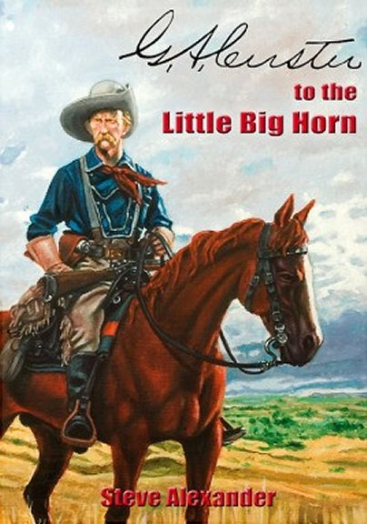G.A. Custer to the Little Big Horn