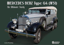 Mercedes Benz Type G4 (W31): The Ultimate Study