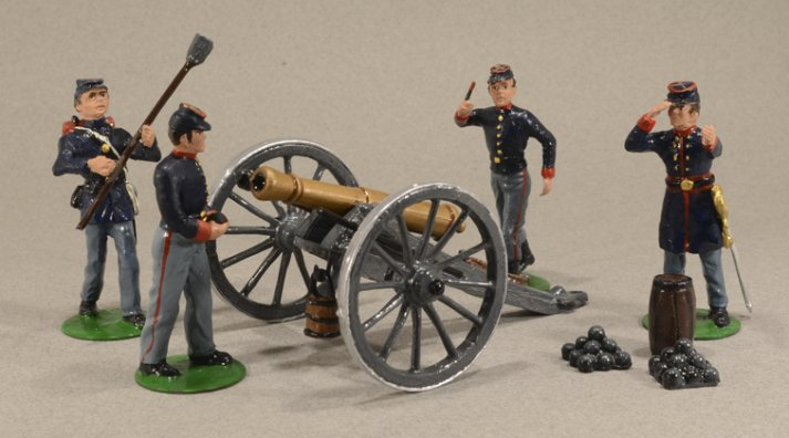 ACW 1862 Union Field Artillery