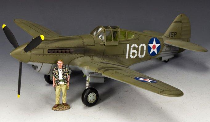 Pearl Harbor P40 Tomahawk
