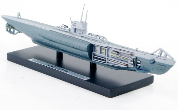 Type VIIB Submarine U-47 – Germany, 1939