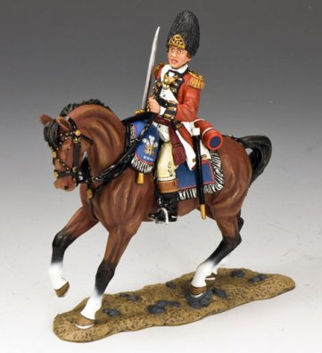 Mounted Fusileer Officer