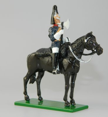 Blues and Royals Farrier - Mounted
