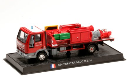 VPCA Iveco 75 E 14, 1998, France