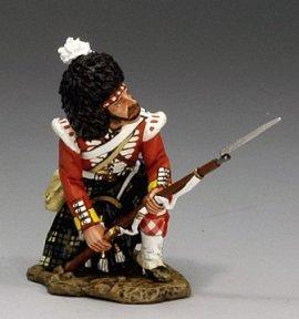 Highlander Kneeling