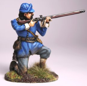 Musketeer, Lord Byron's Regiment of Foot Firing #2