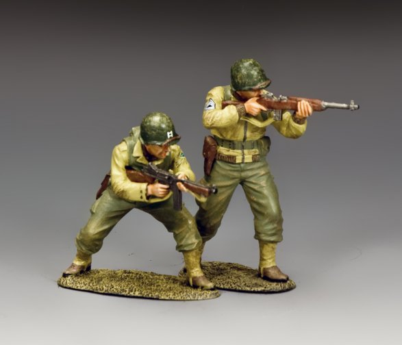 D-DAY Command Set