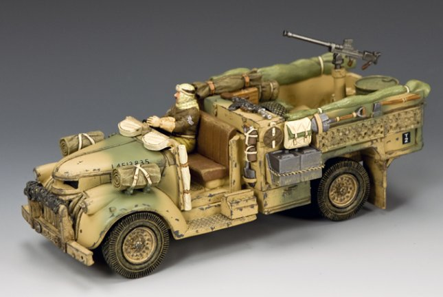 Lrdg 30cwt Chevrolet Truck King Amp Country Wwii Toy