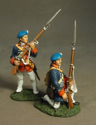 Two Line Infantry - Regiment Royal Ecossois