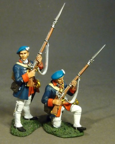 Two Line Infantry, Regiment Royal Ecossois