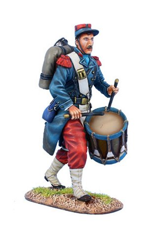 French Line Infantry Drummer