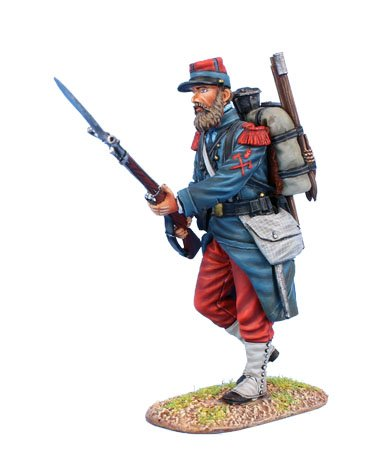 French Line Infantry Sapper
