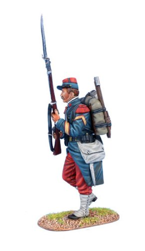 French Line Infantry Sergeant