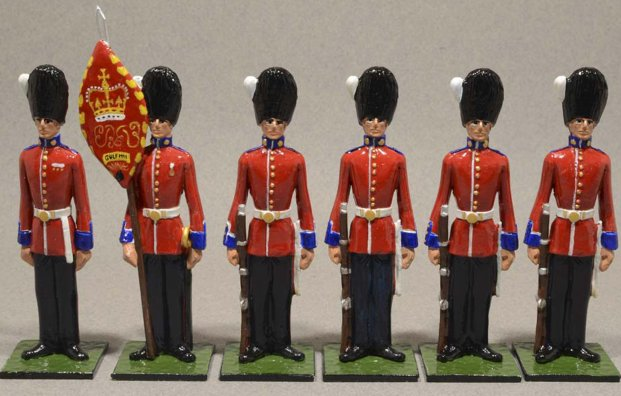 Royal Grenadier Guards, 1980