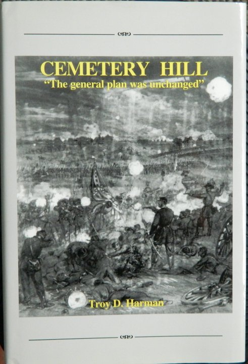 "Cemetery Hill ""The general plan was unchanged"""