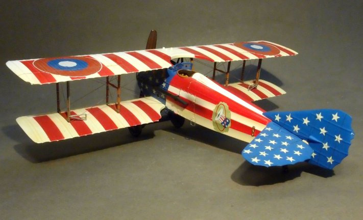 stars and stripes u0026 39  spad xiii  94th aero squadron  usas