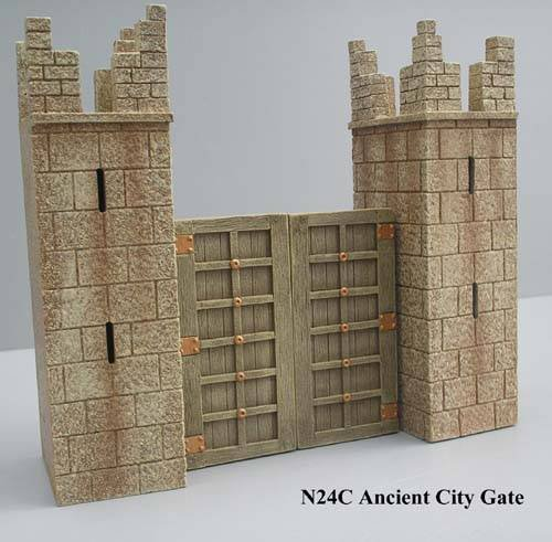 Ancient City Gate