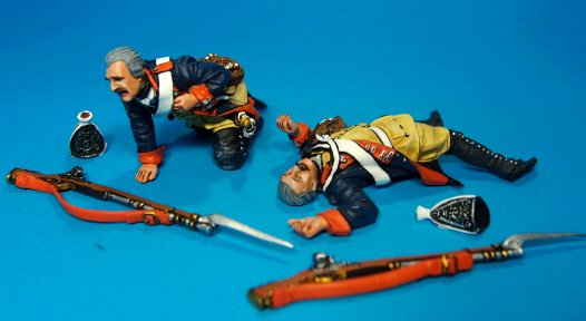 Army of Frederick the Great - Prussian Grenadier Casualties #2