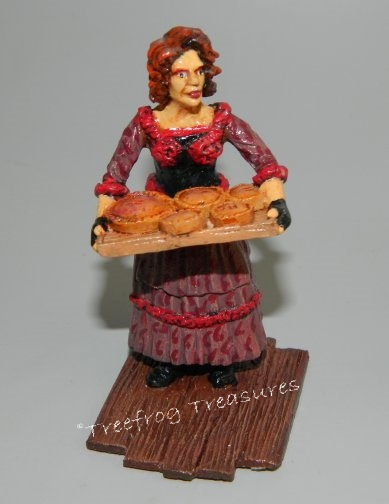 Mrs. Lovett and Her Pies