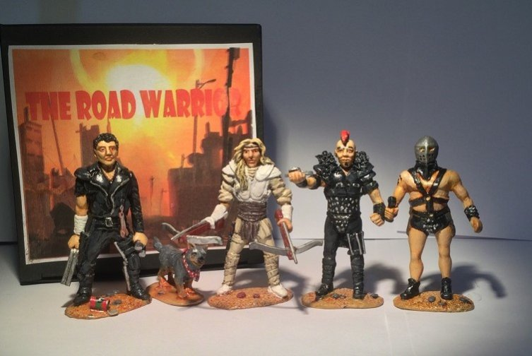 The Road Warrior Set