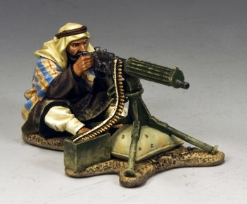 Arab Machine Gunner