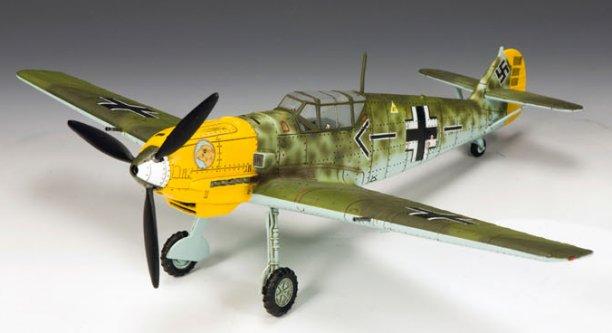 "Werner Molder's Messerschmitt Bf109 ""Emil"""