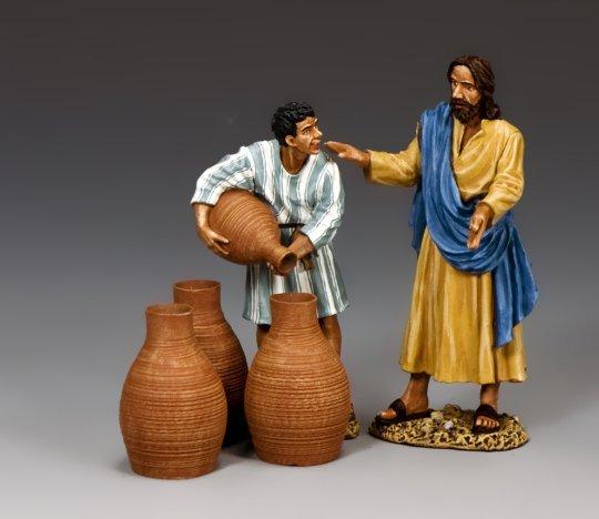 WINE!   Did Jesus Drink