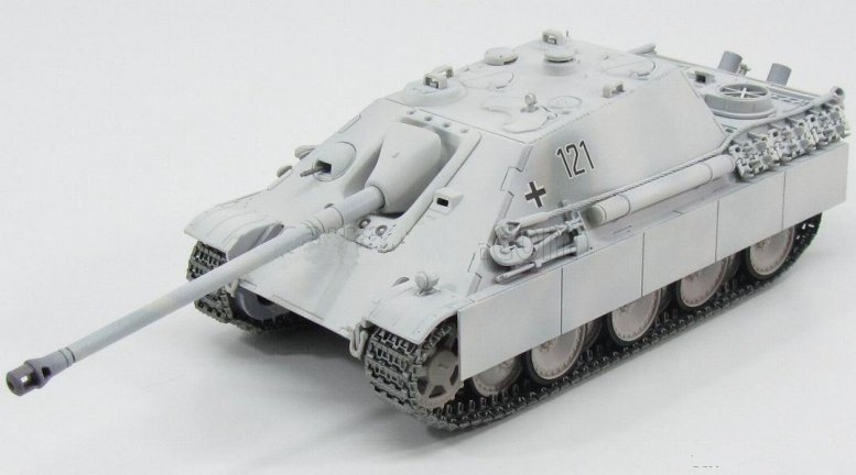 Panzerkampfwagen V Jagdpanther - Late Version Winter Camouflage