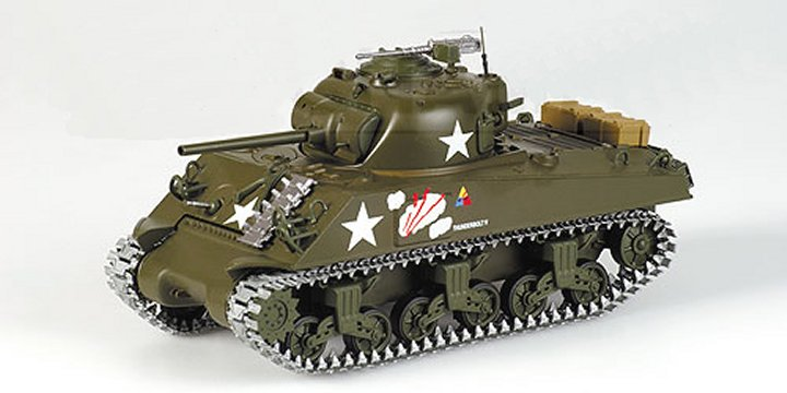 Sherman M4A3 - 60th Anniversary D-Day
