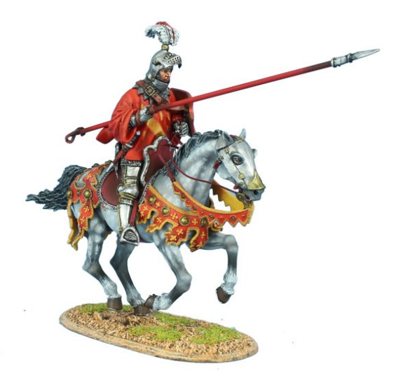 French Knight - Guillaume de Saveuse, Sir d'Inchy