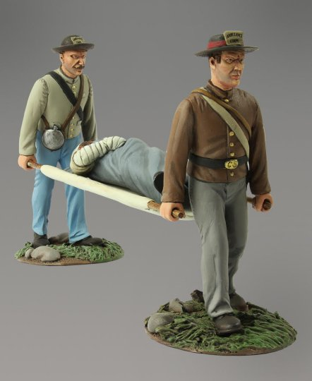 Confederate Stretcher Bearer Set