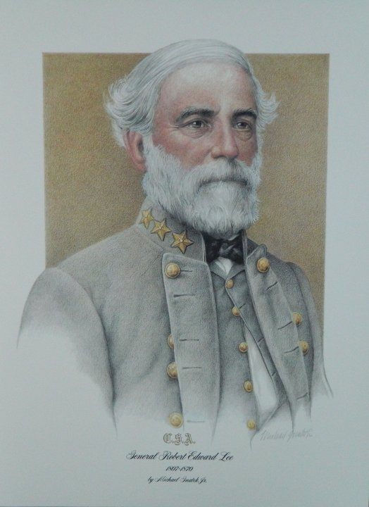 CSA General Robert Edward Lee, 1807-1870