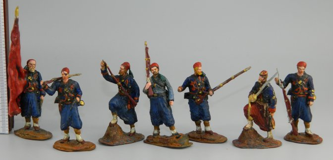 140th New York Zouaves - Manes Marzano
