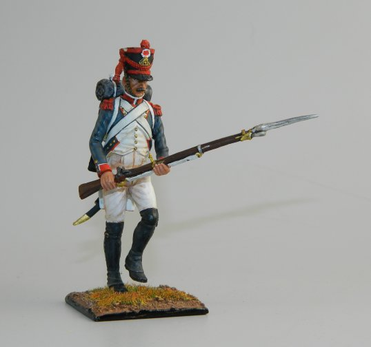 French Line Infantry Grenadier Advancing