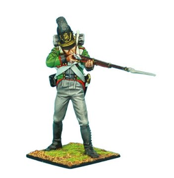 Bavarian Fusilier Standing Firing - 6th Light Battalion La Roche