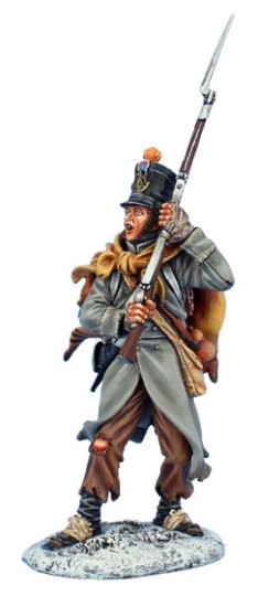 Dutch Infantry Fusilier - 124th Line Infantry