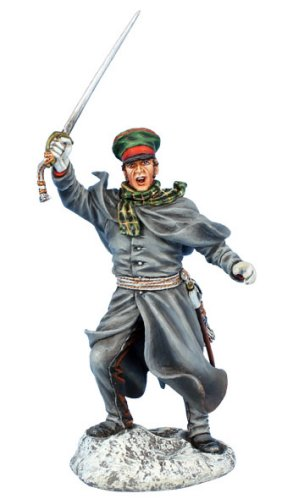 Russian Vladimirsky Musketeer Officer