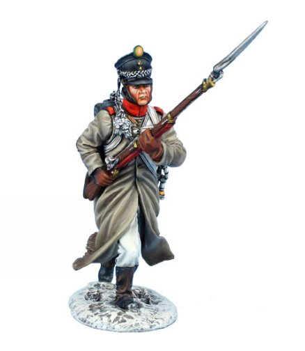 Russian Vladimirsky Musketeer Advancing #3