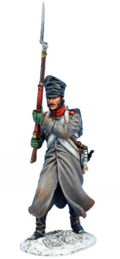 Russian Vladimirsky Musketeer Advancing #4