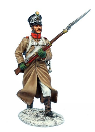 Russian Vladimirsky Musketeer Advancing #5