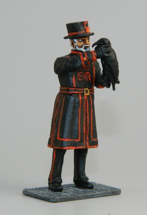 The Ravenmaster - Old Boston Toy Company