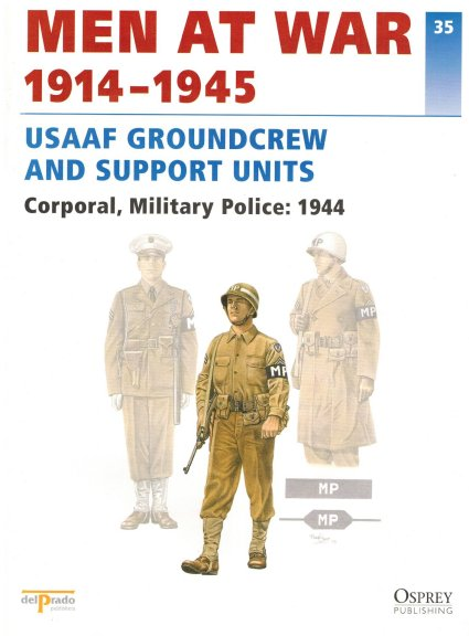 USAAF Groundcrew and Support Units