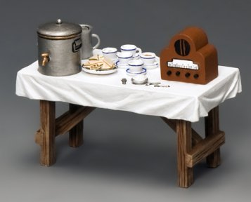 Tea and Sandwich Table