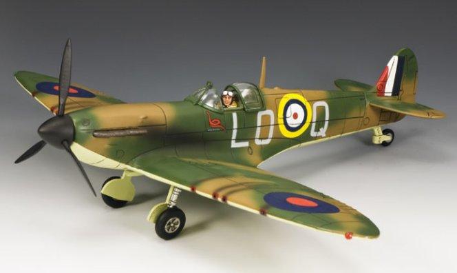 MKI/II 602 Squadron Spitfire