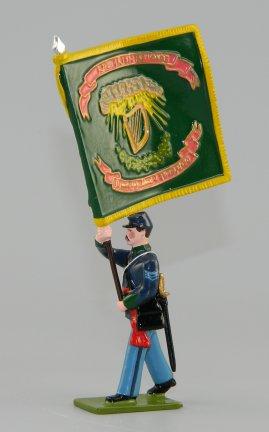 Road King For Sale >> rish Brigade Flag Bearer Civil War