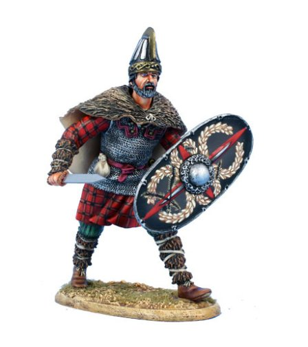 Noble Dacian with Sword and Shield